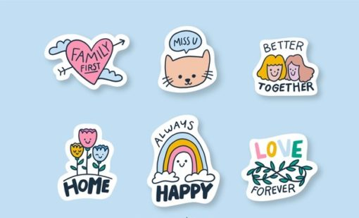 cheap custom stickers printing