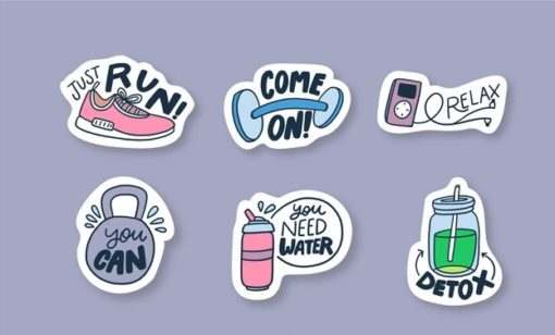cheap custom stickers